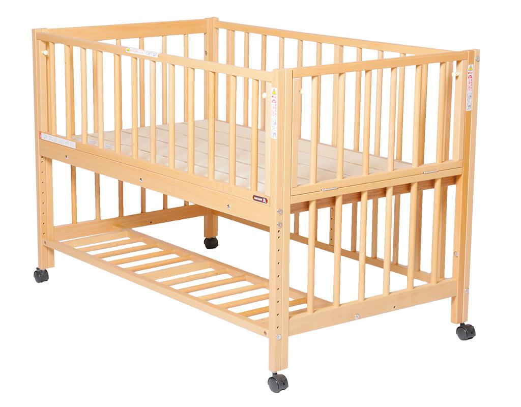 添い寝ベッド S型スクレ