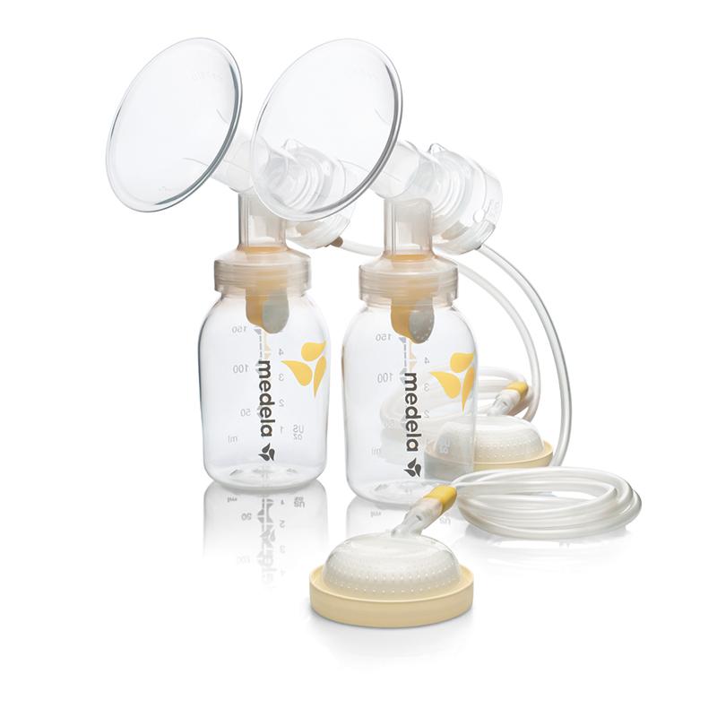 電動搾乳器シンフォニー ダブルポンプセットの特徴